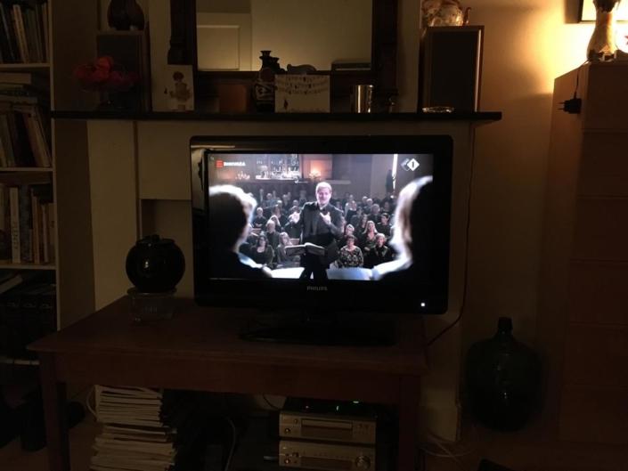 Jeroen Spitteler op televisie, dramaserie KLEM