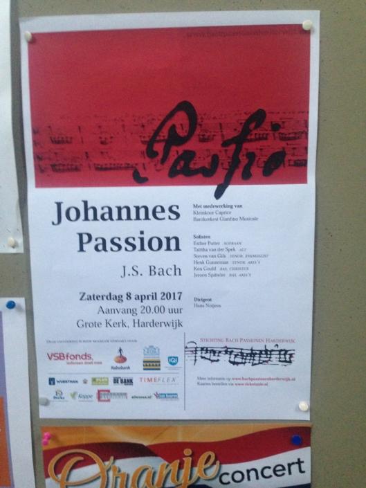 Concertaankondiging met Jeroen Spitteler als solist